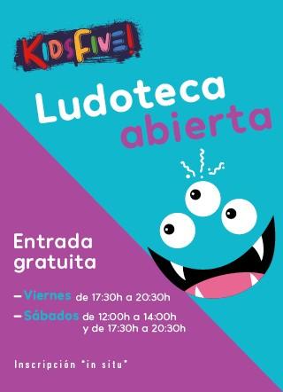 Ludoteca KidsFive!