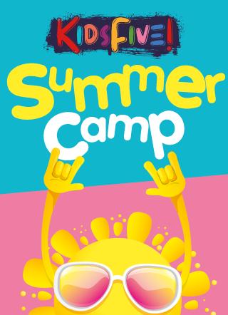 ¡Apúntate al Summercamp de KidsFive!